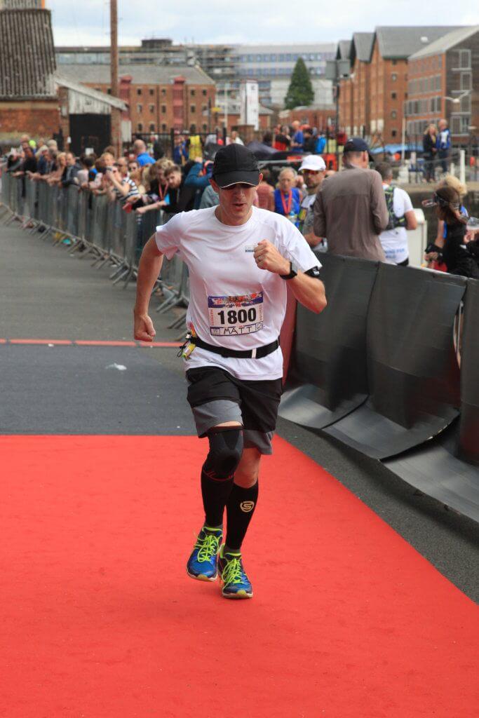 Gloucester City Marathon - Matt Cass