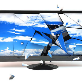 Broken Television Claim