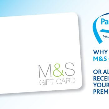 M&S Refer a Friend get £10 M&S or £15 off your renewal